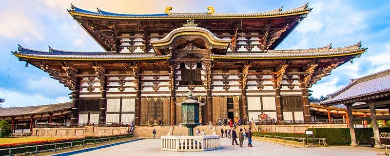 Japan-Temples