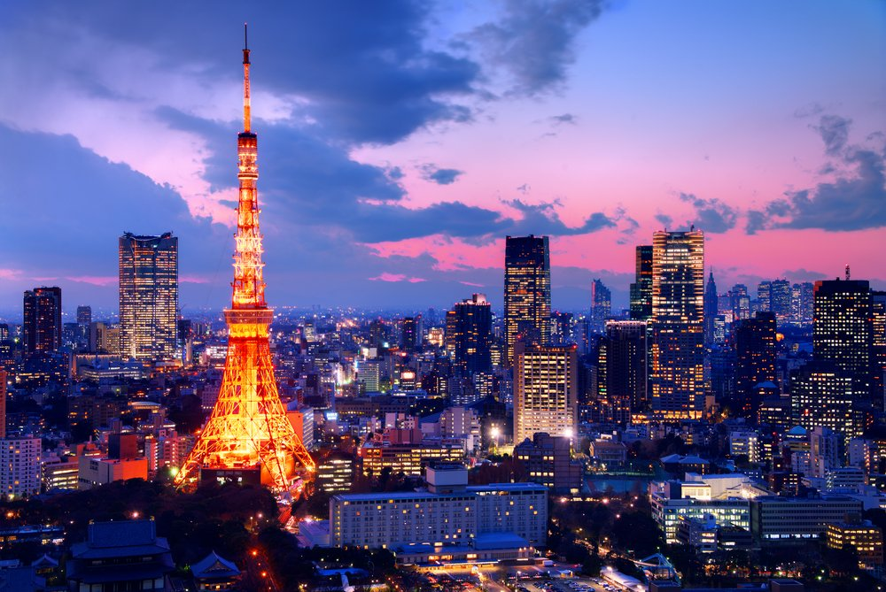 guide to tokyo tower japan rail pass